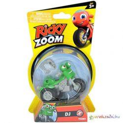 Tomy: Ricky Zoom - DJ kismotor 8cm