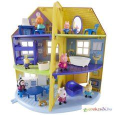 Peppa malac családi házikója játékszett