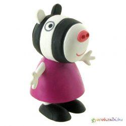 Peppa malac: Zoé zebra játékfigura