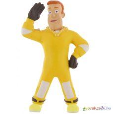 Sam, a tűzoltó: Sam bevetési ruhában játékfigura