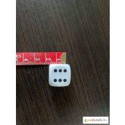 Fehér dobókocka