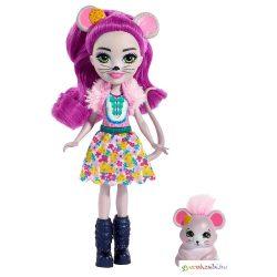 Enchantimals: Mayla Mouse és Fondue - Mattel