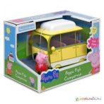 Peppa malac: Peppa lakókocsija játékszett
