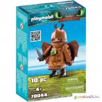 Playmobil: Így neveld a sárkányodat Halvér harci öltözetben 70044