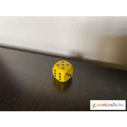 Sárga dobókocka