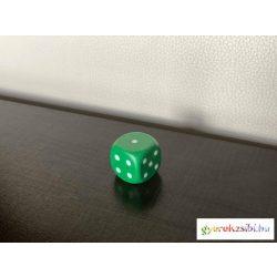 Zöld dobókocka